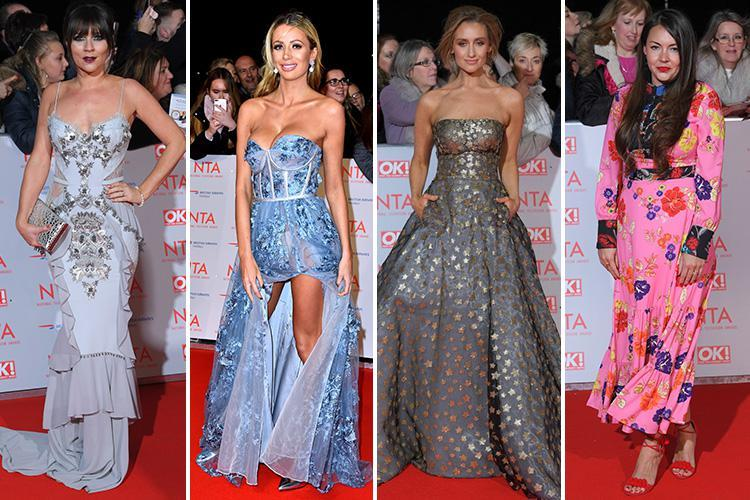 National Television Awards 2018 worst dressed: Olivia Attwood, Lacey Turner and Bobby Norris fail to wow on the red carpet
