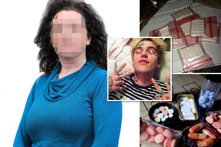 Mum recalls daughter's 'violent zombie' state as fears grow over 'trendy' anti-anxiety drug Xanax
