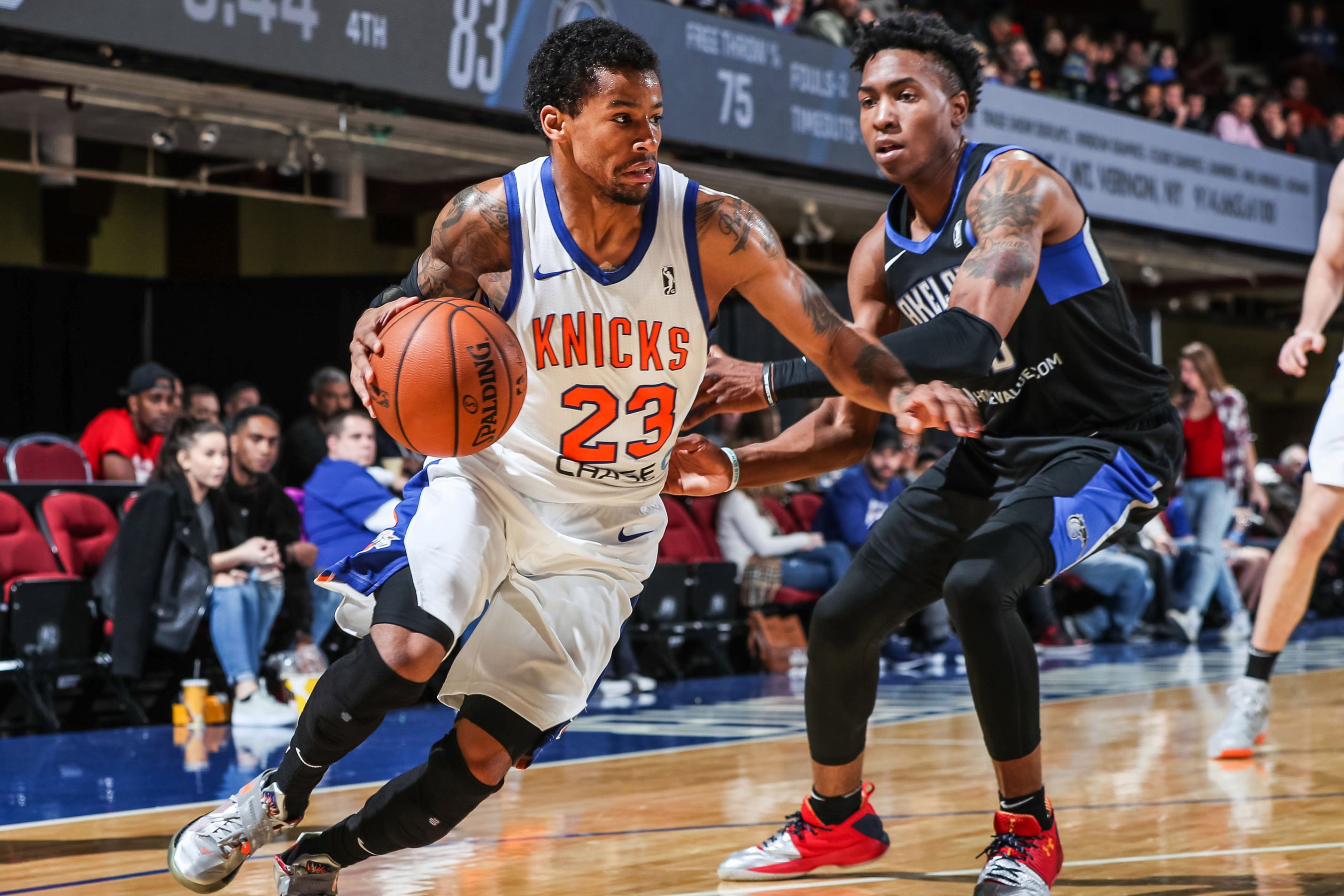 Knicks nearing deal with G League point guard sensation