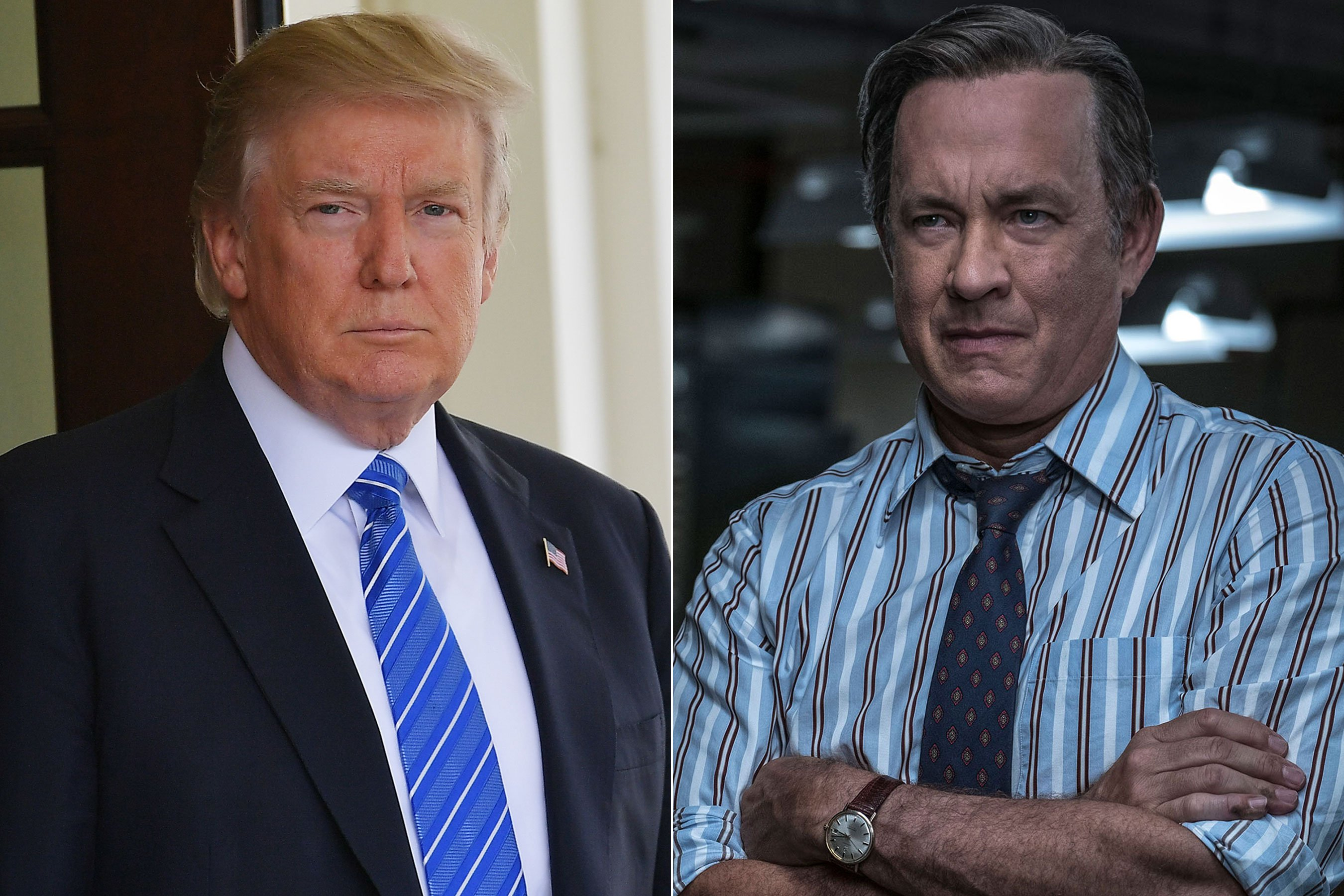 Trump White House asks to screen The Post