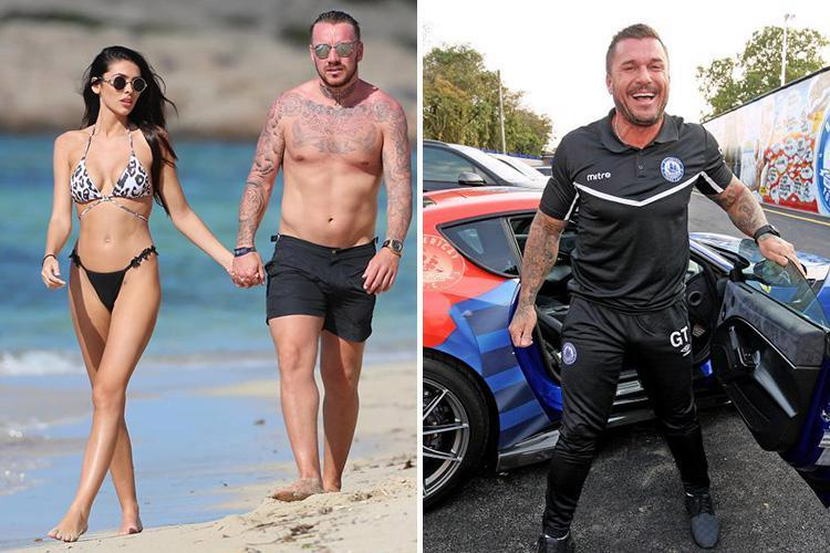Jamie O'Hara's fiancee says millionaire Billericay boss did send her 'inappropriate and explicit' messages