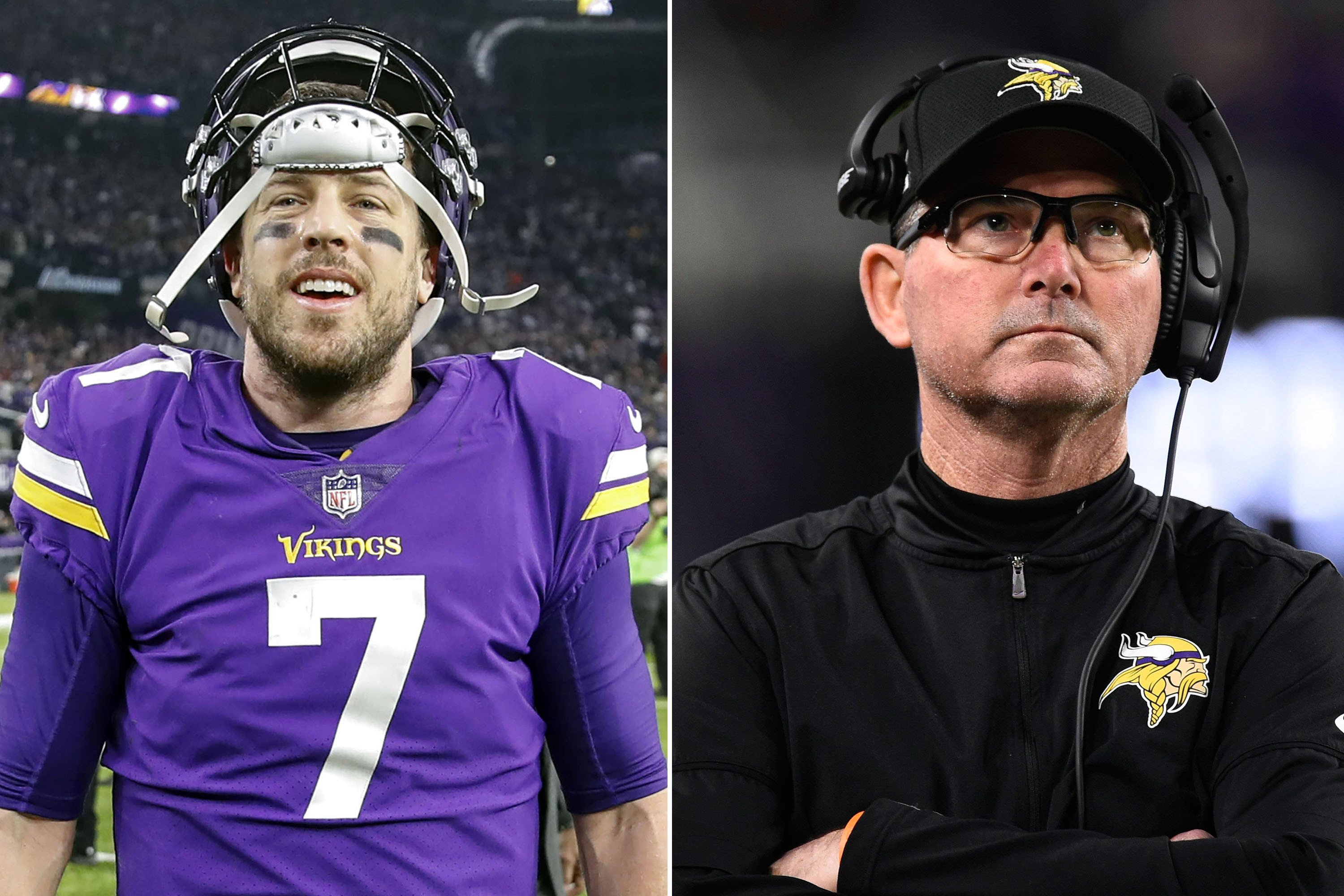 Vikings lucky to have Keenum, even if Zimmer won't admit it