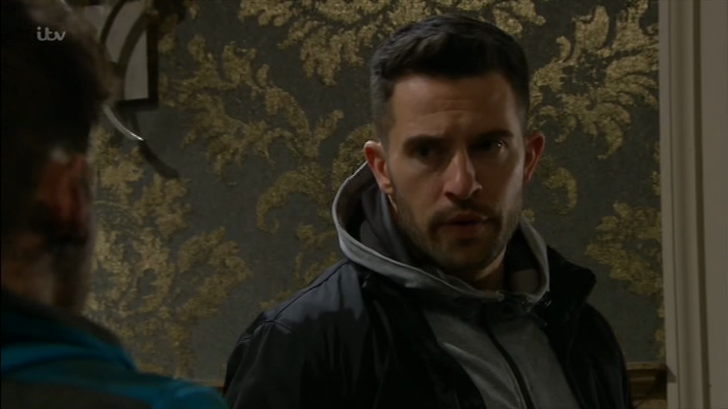 Emmerdale's Ross Barton saves Joseph Tate from being murdered by Sam Dingle – but there's a twist