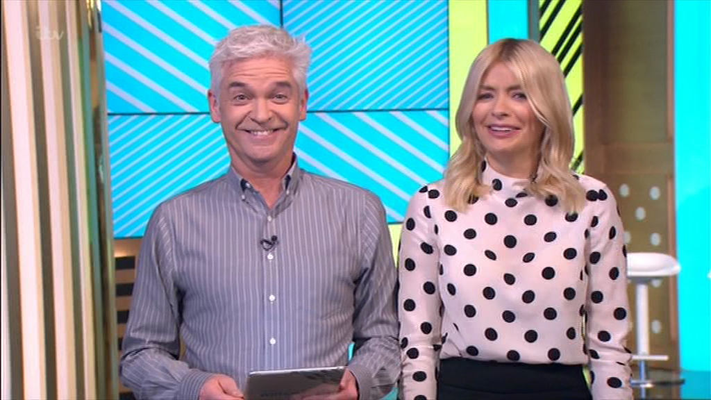 Holly Willoughby and Phillip Schofield reveal Dancing on Ice will be back again next year for another series