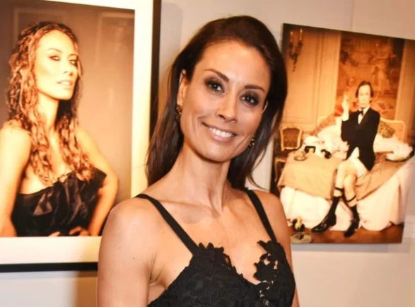 How old is Melanie Sykes, did she date Olly Murs, what was the nude photo leak and who are her ex-husbands?