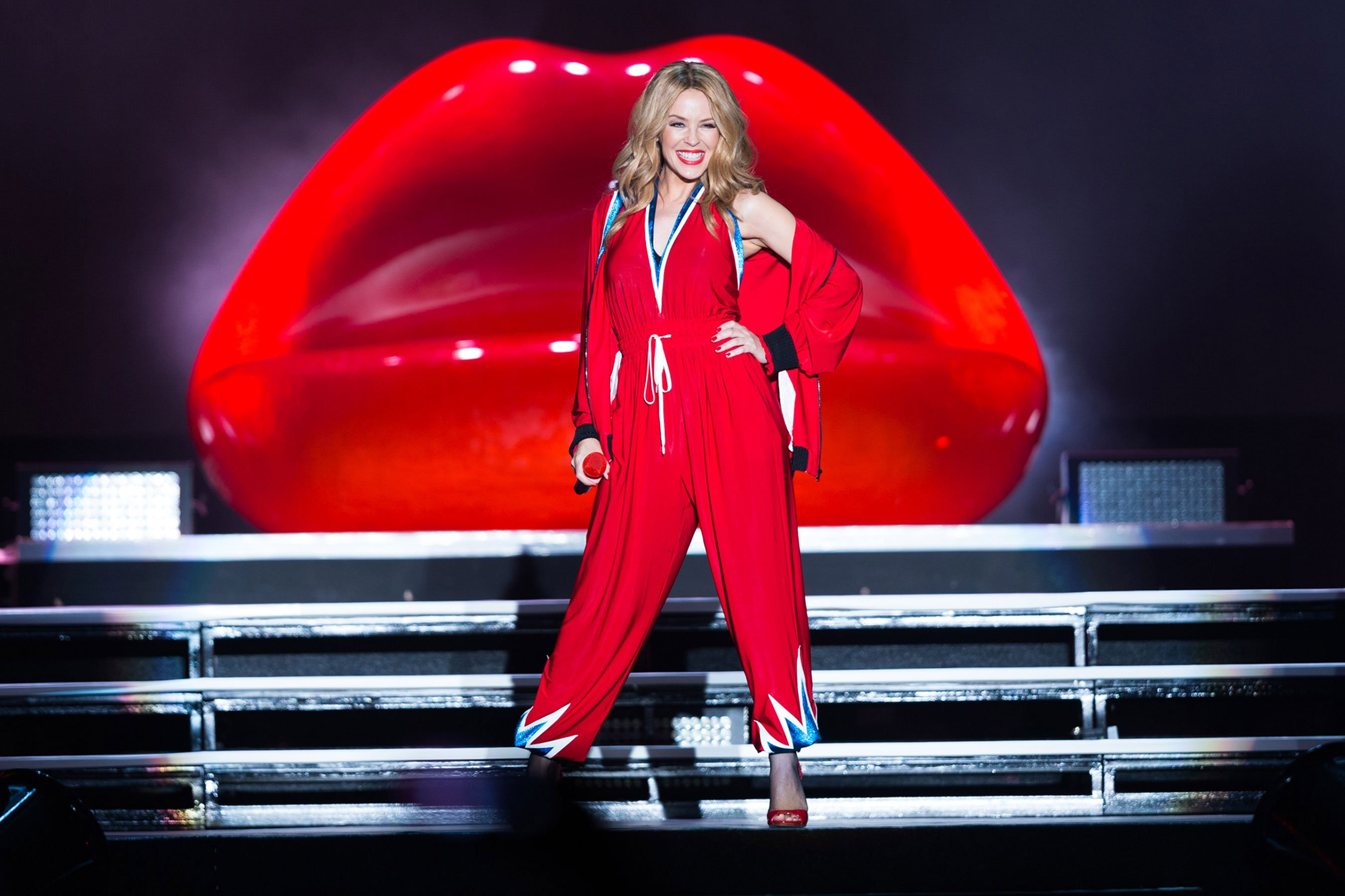 Kylie Minogue on new 'Golden' album, Nashville, and Dolly Parton inspirations