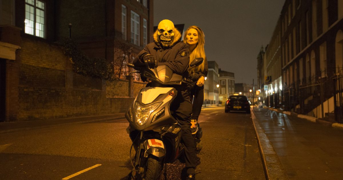 Inside UK's evil moped crime gangs who 'use acid and knives to steal phones'