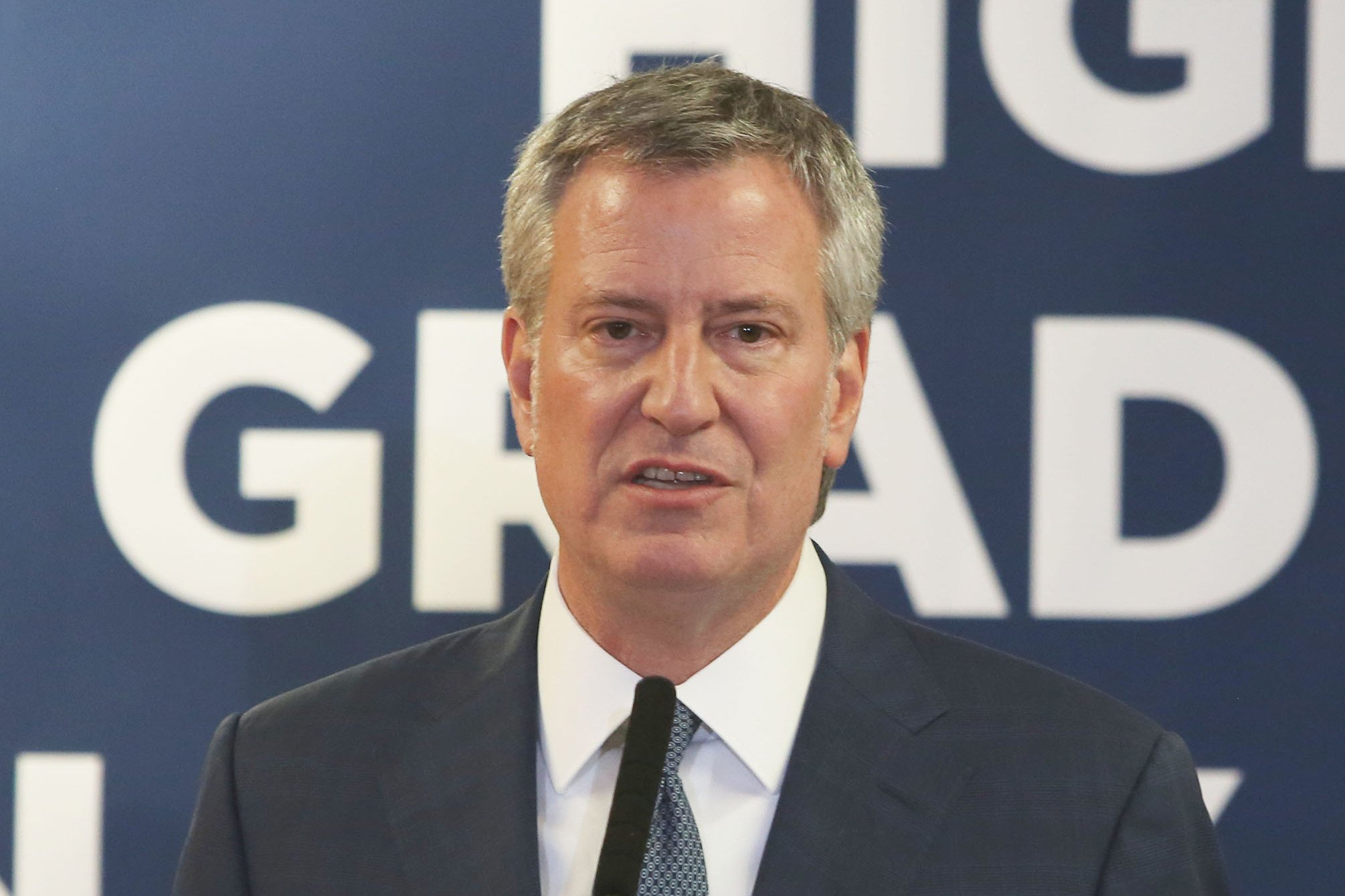 De Blasio to spend $500K to prevent election hacking
