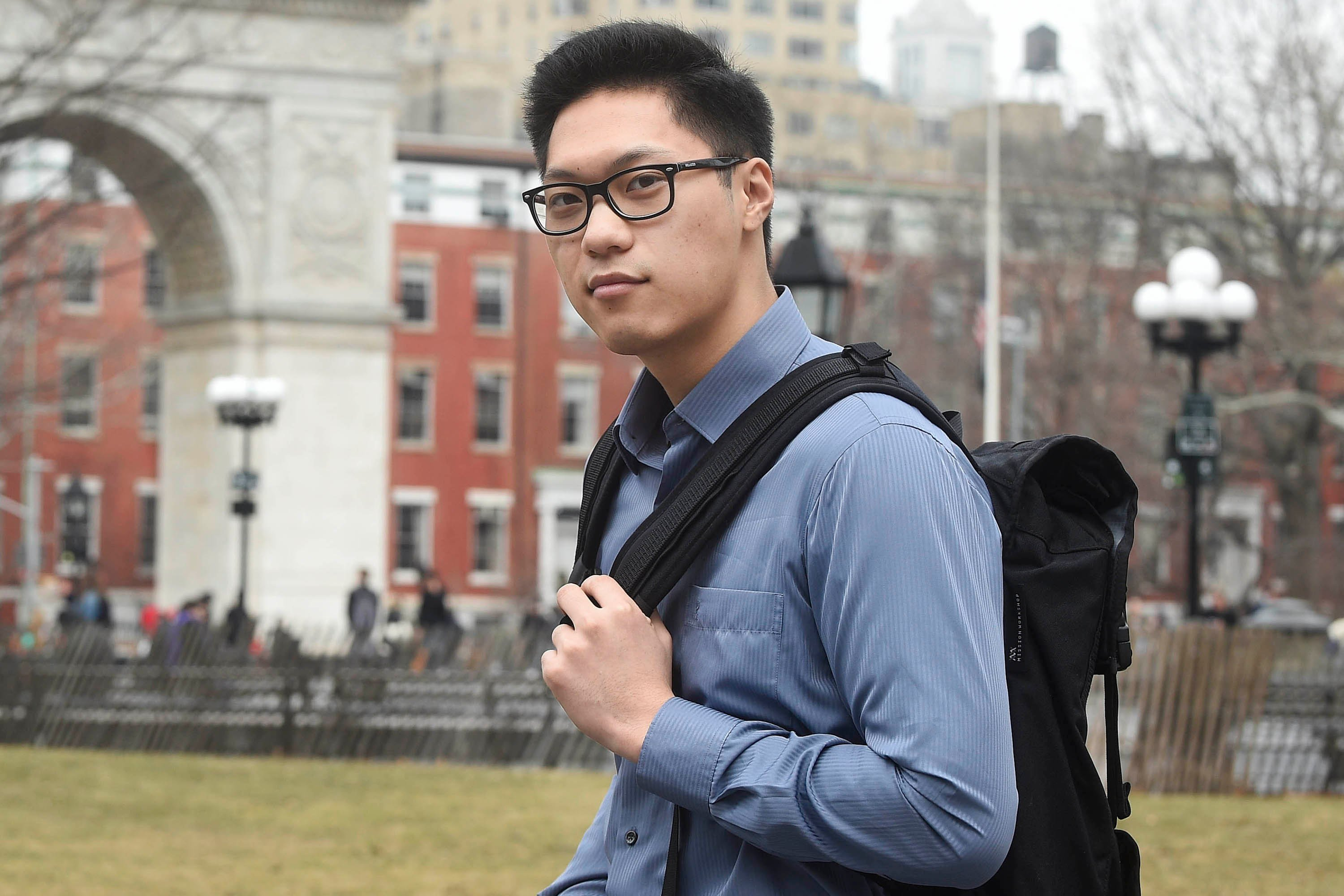 NYU student paid his tuition with bitcoins profits