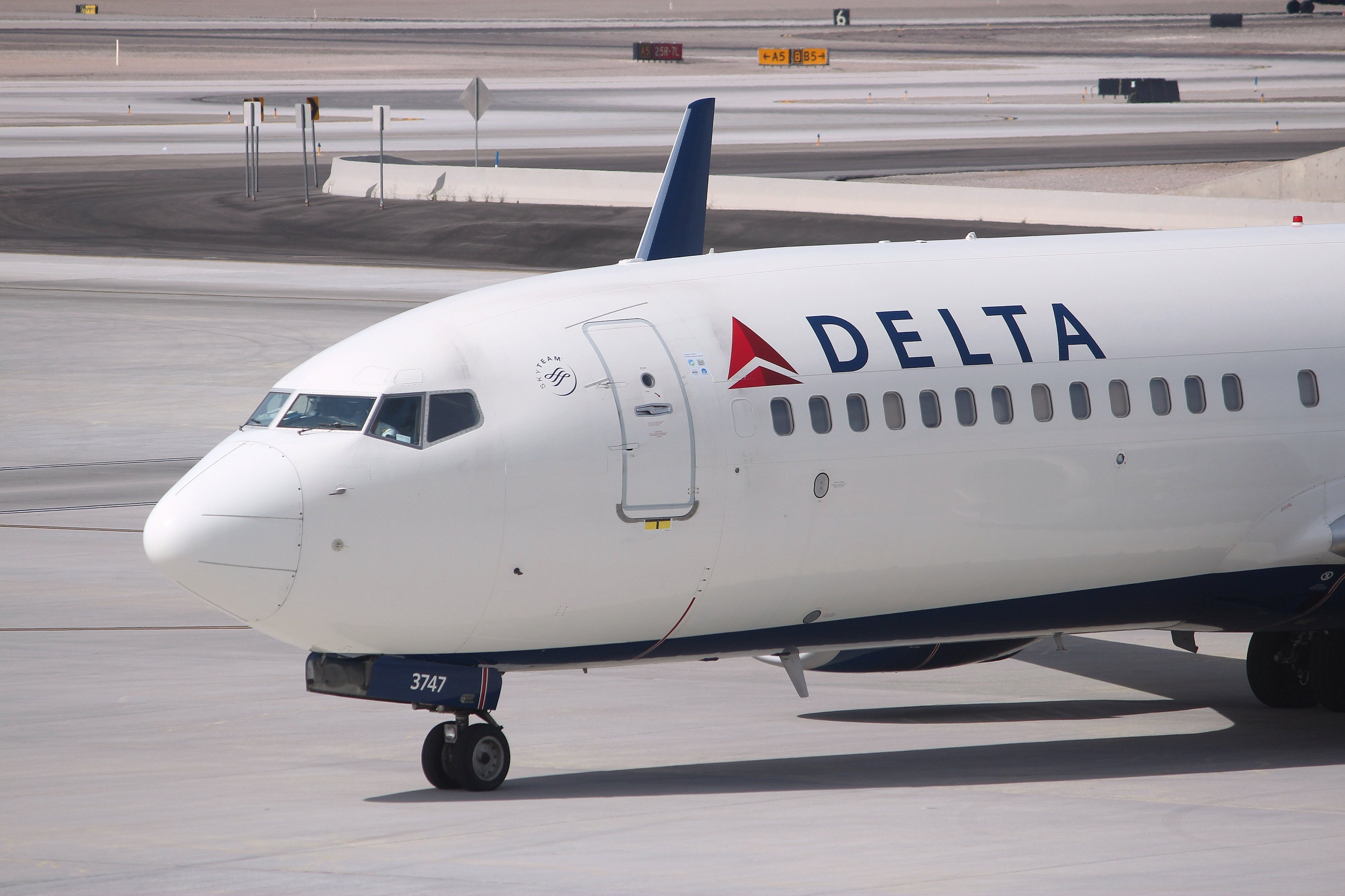 Delta passengers rage over 12-hour 's–tshow' on delayed plane