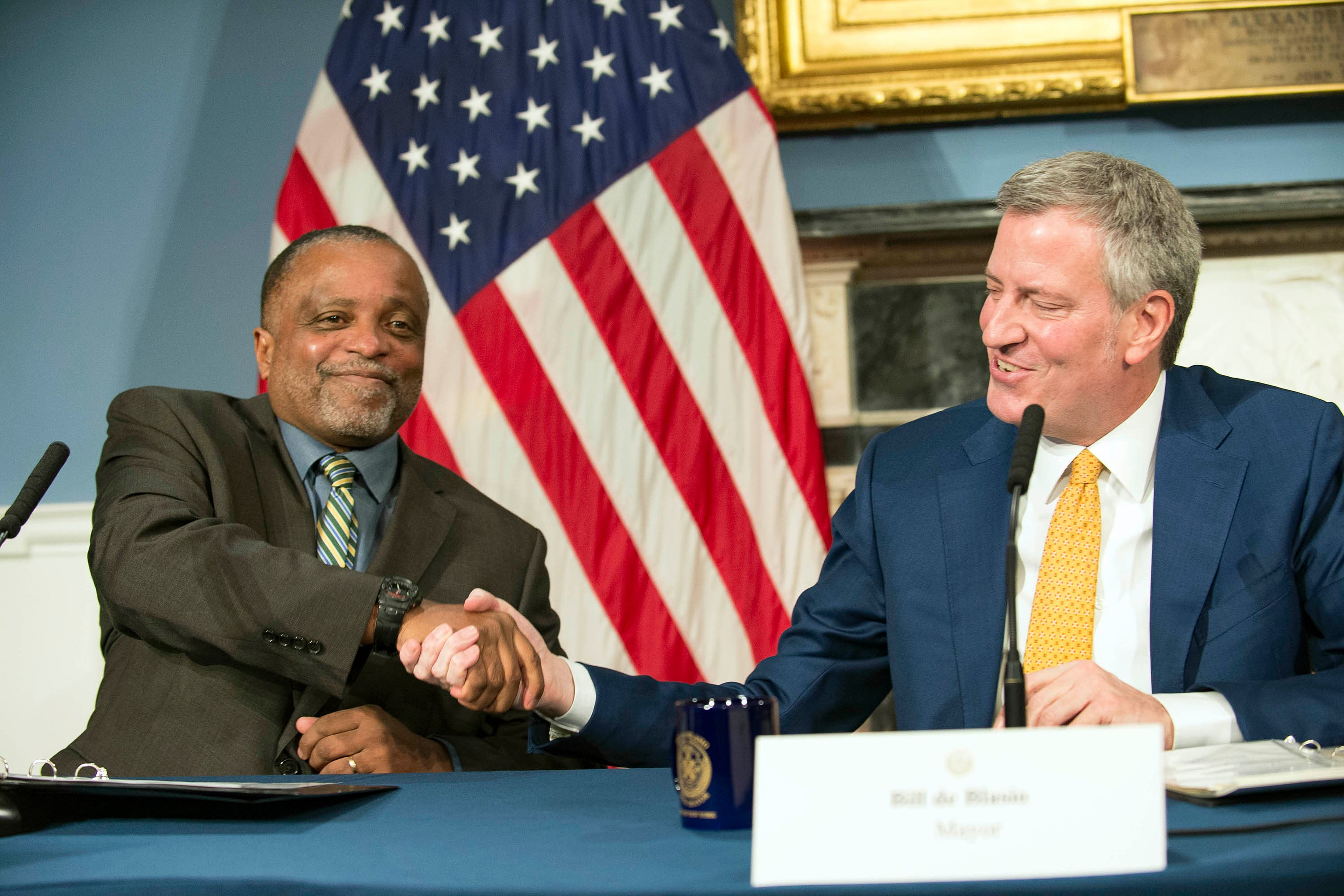 De Blasio appoints MIT professor as deputy mayor