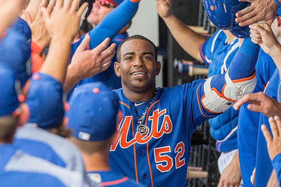 Yoenis Cespedes is the bat Mets can't do without