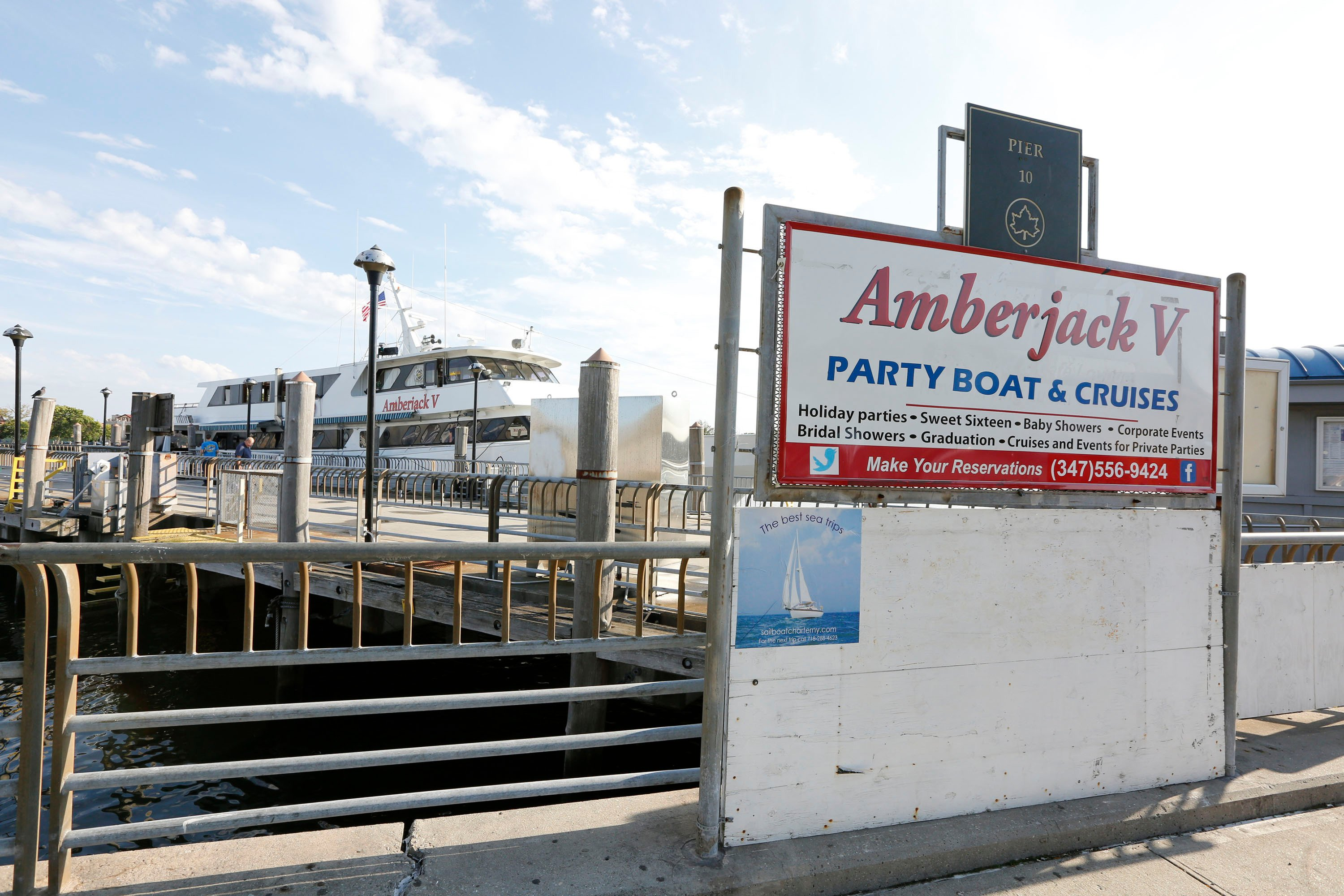 City nixes 'booze cruises' after complaints from neighbors