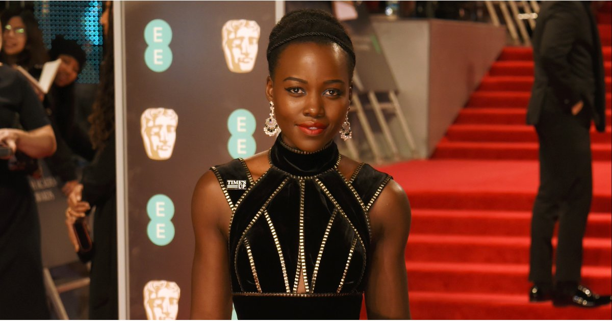 Stars Make Another Powerful Statement on the BAFTA Awards Red Carpet