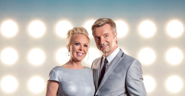 Dancing On Ice: Torvill and Dean to perform in final