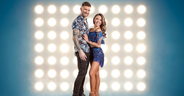 Dancing On Ice: Jake Quickenden's partner could be REPLACED