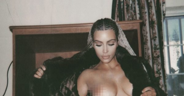 Kim Kardashian admits to having boobs lasered