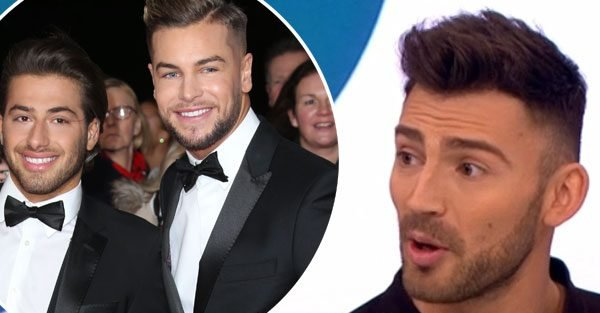 Dancing On Ice: Jake Quickenden BEATS Chris Hughes in quiz about Kem Cetinay