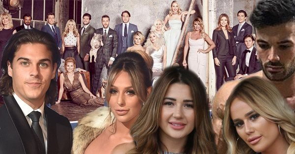 What will the TOWIE cast do after being axed from the show?