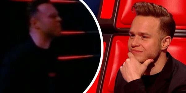 The Voice UK: Olly Murs STORMS OFF after making huge mistake