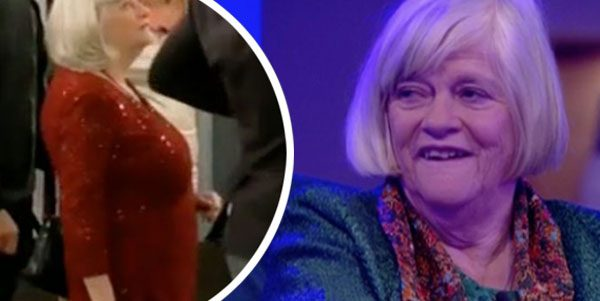CBB: Ann Widdecombe's handbag contents REVEALED