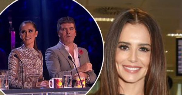 Cheryl is 'top choice' to return as X Factor judge