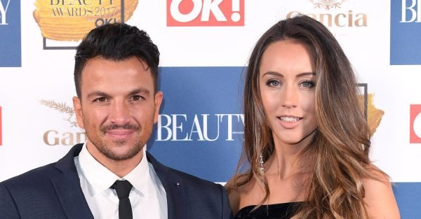Peter Andre's wife Emily makes X-rated confession