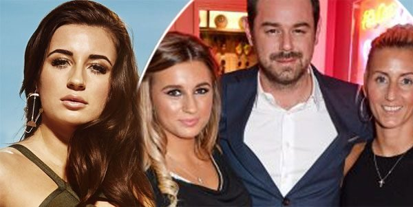 Survival Of The Fittest: Who is Danny Dyer's daughter Dani?