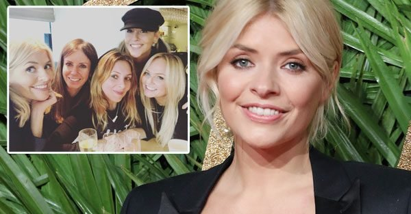 Holly Willoughby's extremely famous friendship circle revealed and it might surprise you
