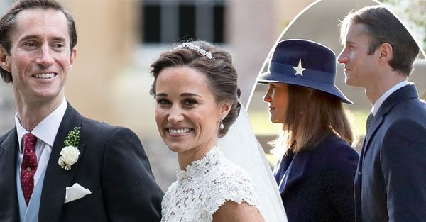 Pippa Middleton: Where is Kate Middleton's sister and James Matthews following May wedding