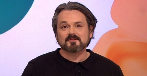Paul Cattermole is so broke Loose Women had to pay for shirt