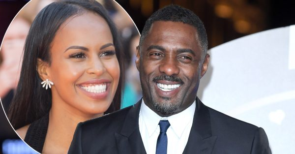 Idris Elba proposed to girlfriend Sabrina Dhowre at film screening