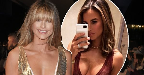 Vogue Williams sparks speculation she has had a boob job