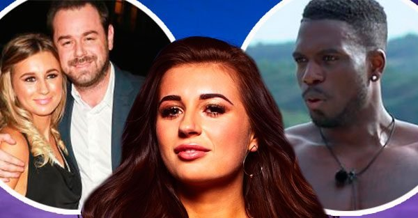 Survival of the Fittest: Dani Dyer compared to Marcel Somerville