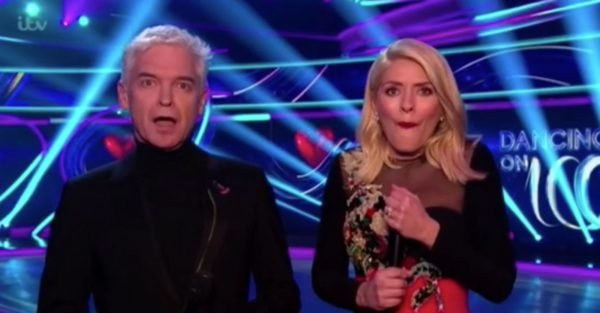 Dancing On Ice star tackles headbanger amid double exit