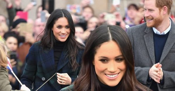Meghan Markle makes odd fashion statement with her bag