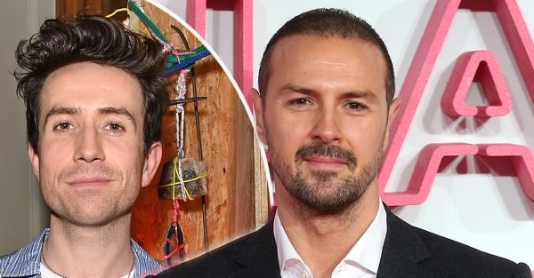 Paddy McGuinness CANCELS Radio 1 appearance