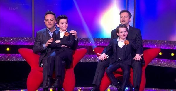 Saturday Night Takeaway: Little Ant and Dec quit show