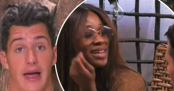 Survival Of The Fittest: Callum Pardoe's hilarious reaction to Mariam Musa's wig admission