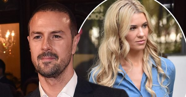 Paddy McGuinness 'in the doghouse' with wife Christine