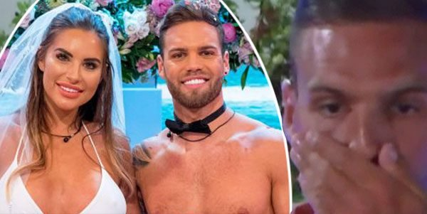Jessica Shears and Dominic Lever in HUGE marriage 'blunder'
