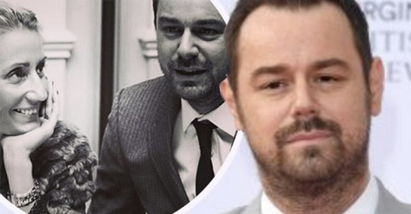 Danny Dyer proves marriage back on with Valentine's message