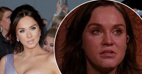 Vicky Pattison blames HERSELF for her dad's alcoholism