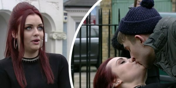 EastEnders 'CONFIRMS' romance for Whitney Dean and Halfway