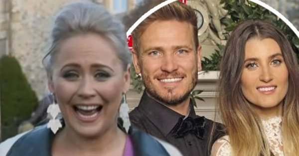 Amy Walsh reveals surprise at Charley and Matthew's wedding