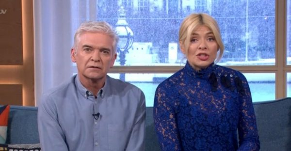 Holly Willoughby sparks concern among This Morning viewers