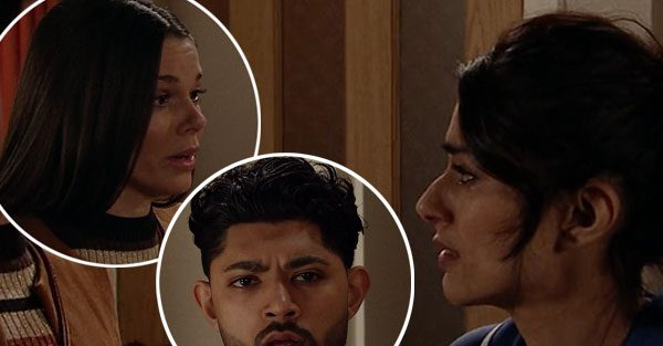 Coronation Street spoilers: New Kate Connor and Rana Nazir affair clip sparks a frenzy