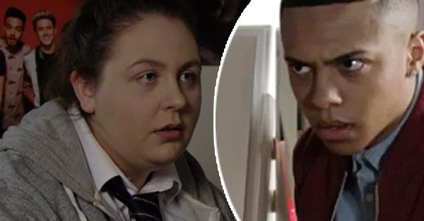 EastEnders: Bernadette Taylor makes Keegan Baker confession