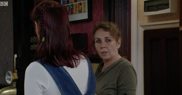 EastEnders shock as barmaid Tracey gets SEVERAL lines