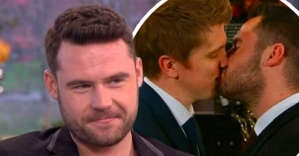 Emmerdale's Danny Miller hints Robron's wedding is VERY soon
